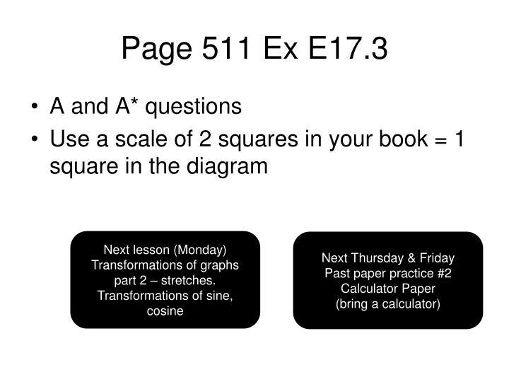 Page 511 Ex E17.3