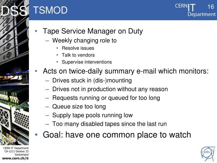 TSMOD