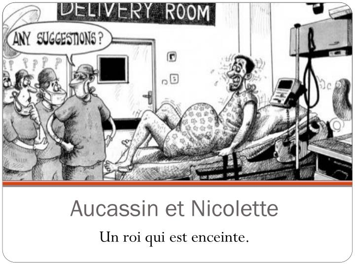 Aucassin
