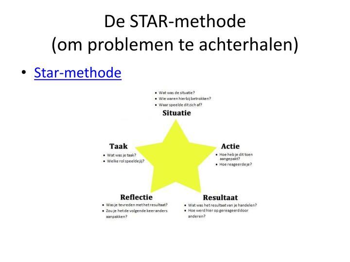 De STAR-