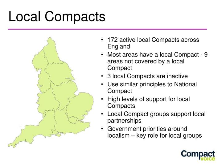 Local Compacts