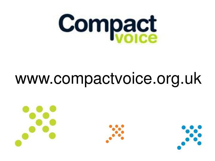 www.compactvoice.org.uk