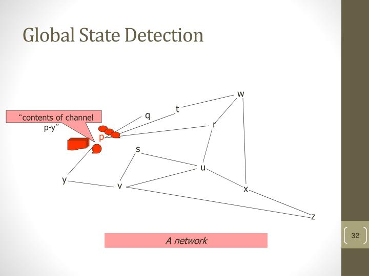 Global State Detection