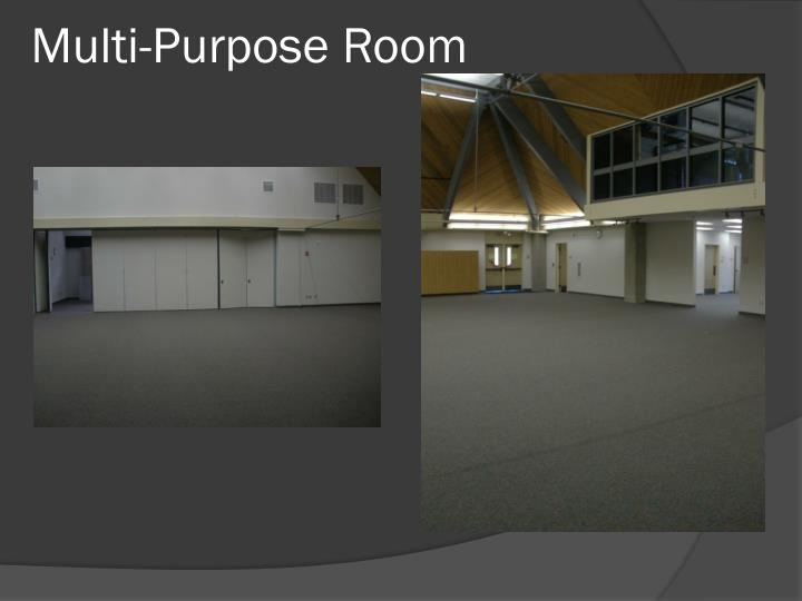 Multi-Purpose Room