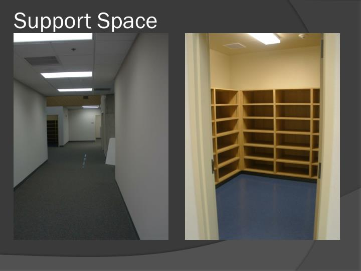 Support Space