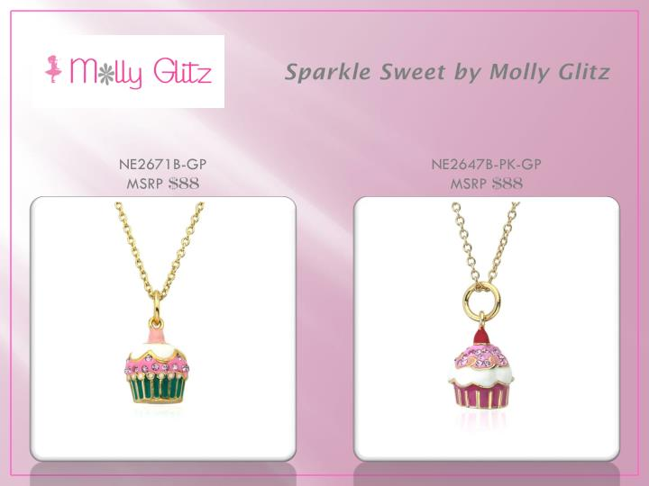 Sparkle Sweet by Molly Glitz