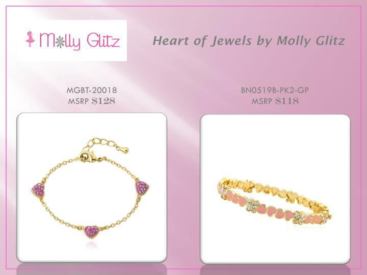 Heart of Jewels by Molly Glitz