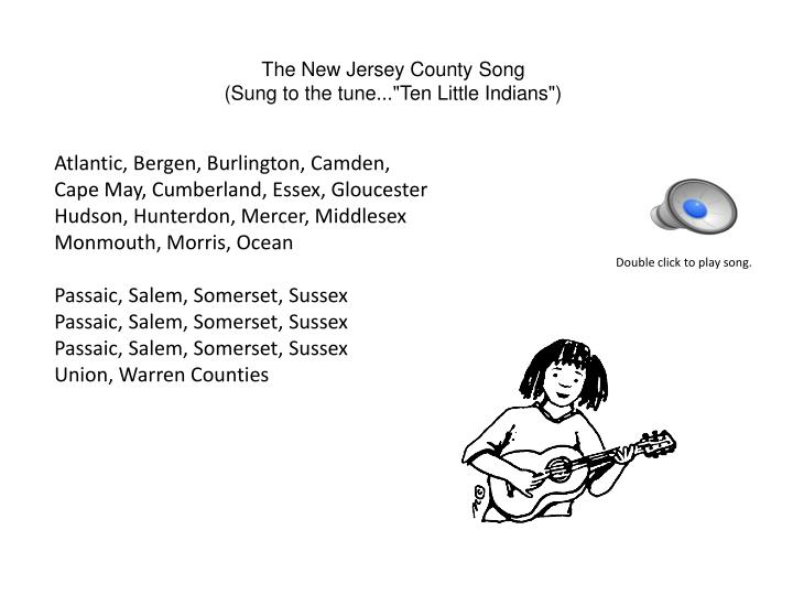 The New Jersey County
