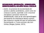 sociabilidade individua o aprendizagem desenvolvimento inclus o social e escolar5