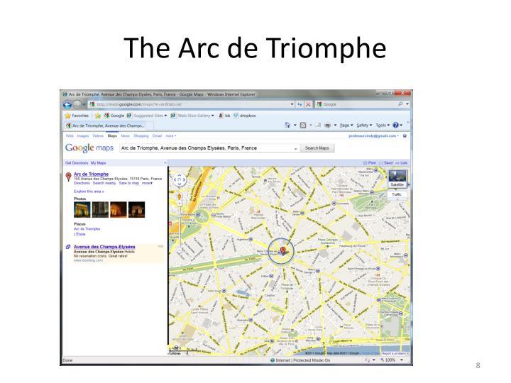 The Arc de