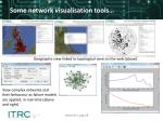 some network visualisation tools