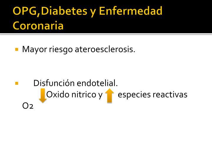 OPG,Diabetes