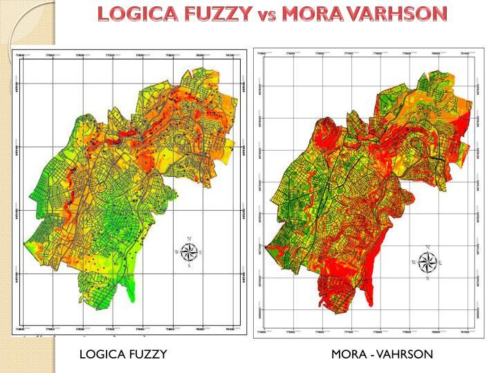 LOGICA FUZZY vs MORA VARHSON