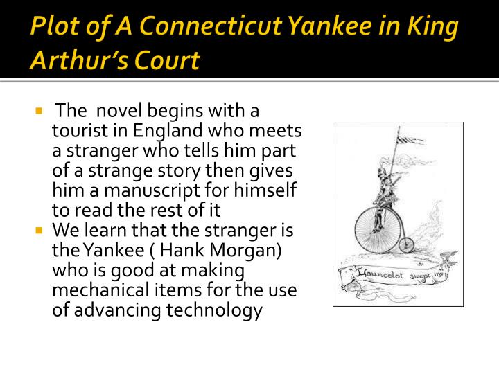 Plot of A Connecticut Yankee in King Arthur's Court
