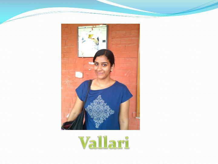Vallari