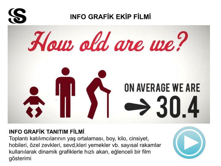 INFO GRAFİK EKİP FİLMİ