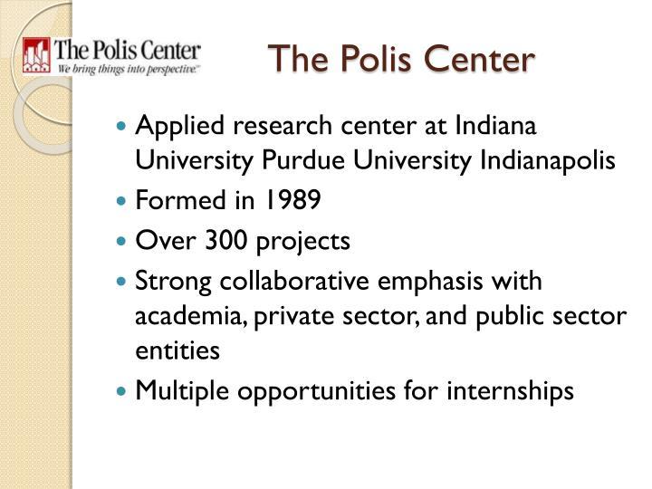 The Polis Center