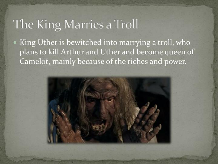 The King Marries a Troll
