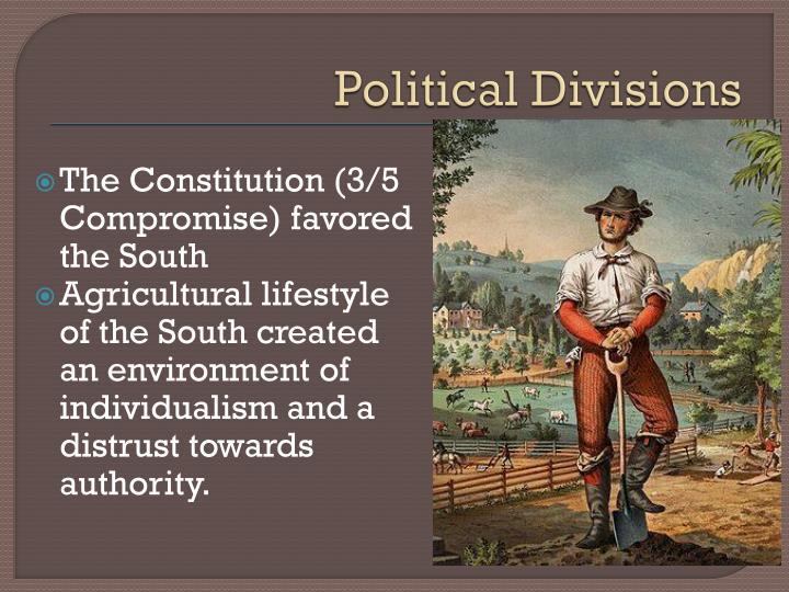 Political Divisions