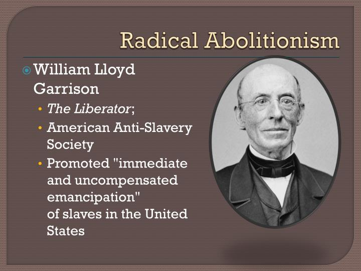 Radical Abolitionism