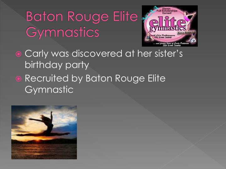Baton Rouge Elite