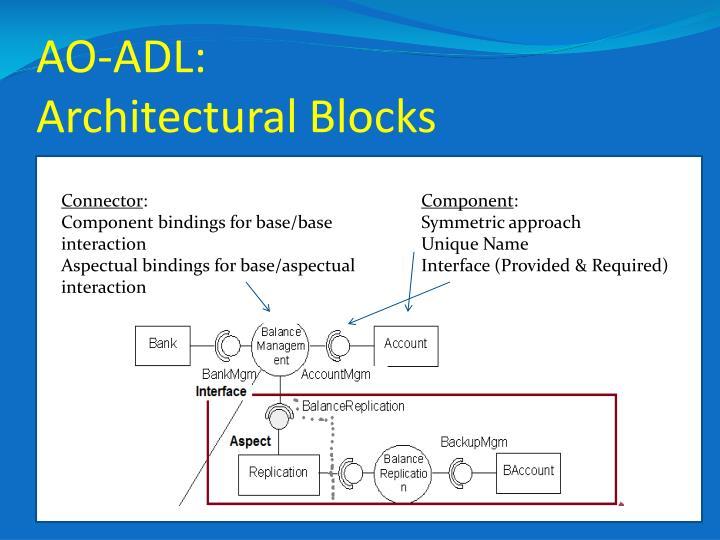 AO-ADL: