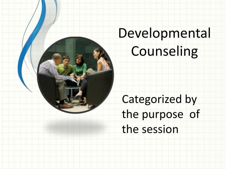 Developmental Counseling