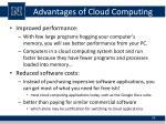 advantages of cloud computing1