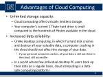 advantages of cloud computing3