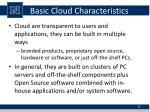 basic cloud characteristics1