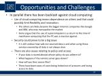 opportunities and challenges1