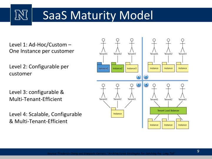 SaaS Maturity Model
