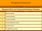 management development3