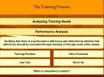 the training process6