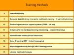training methods1