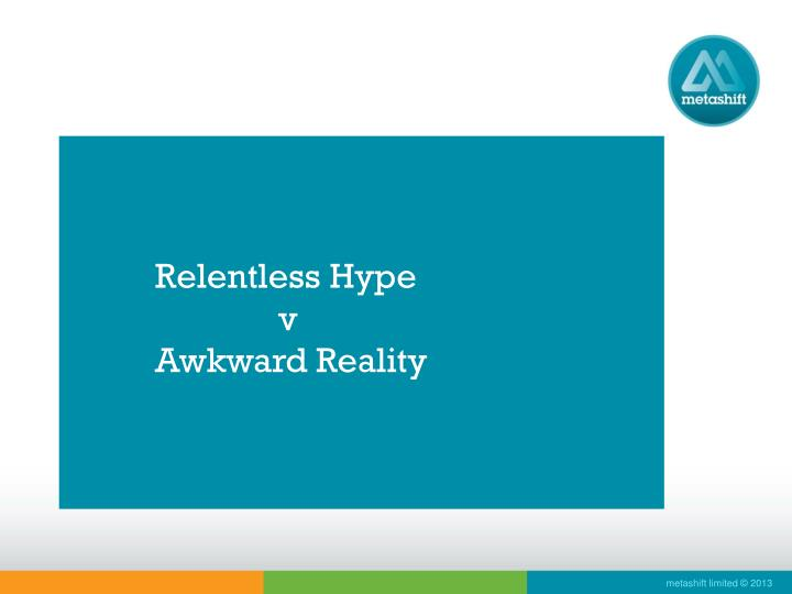 Relentless Hype