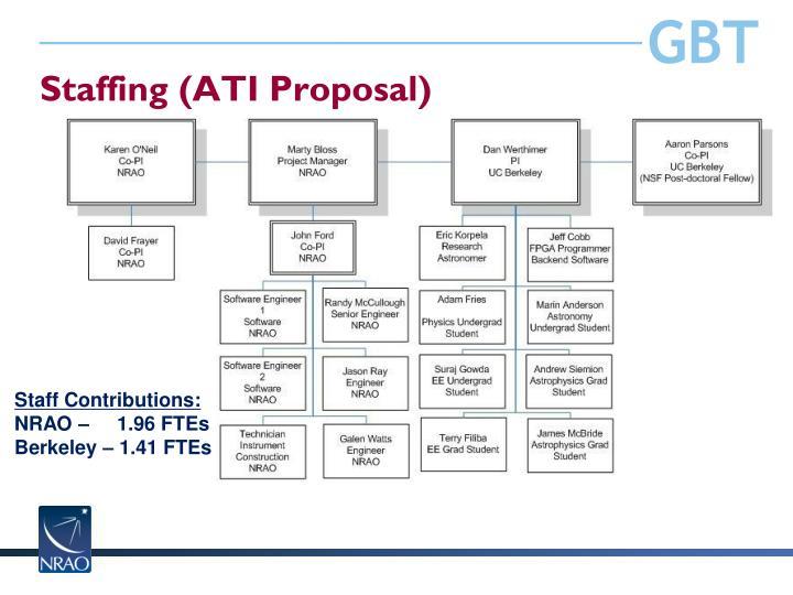 Staffing (ATI Proposal)