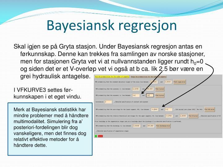 Bayesiansk
