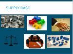 supply base
