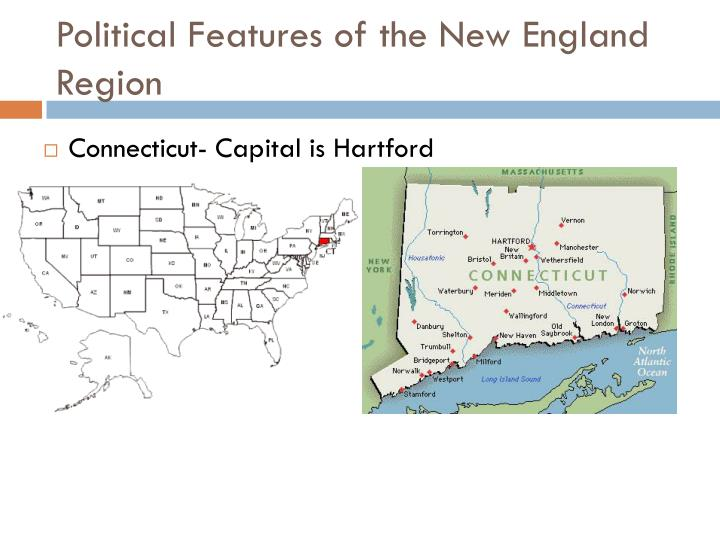 Political Features of the New England Region