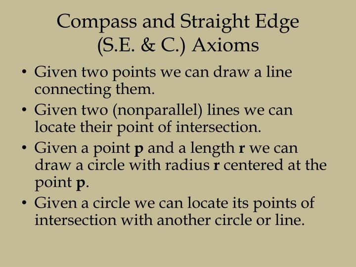 Compass and