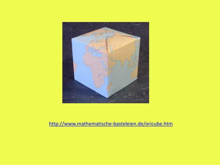 http://www.mathematische-basteleien.de/oricube.htm