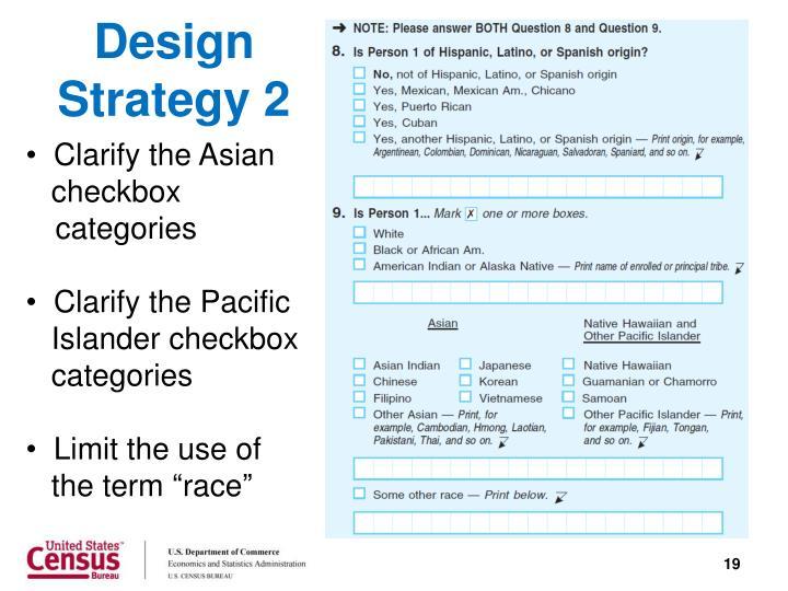 Design Strategy 2