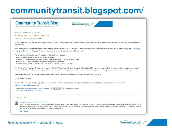 communitytransit.blogspot.com/