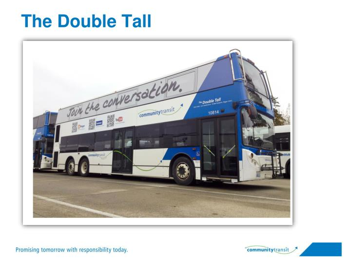 The Double Tall