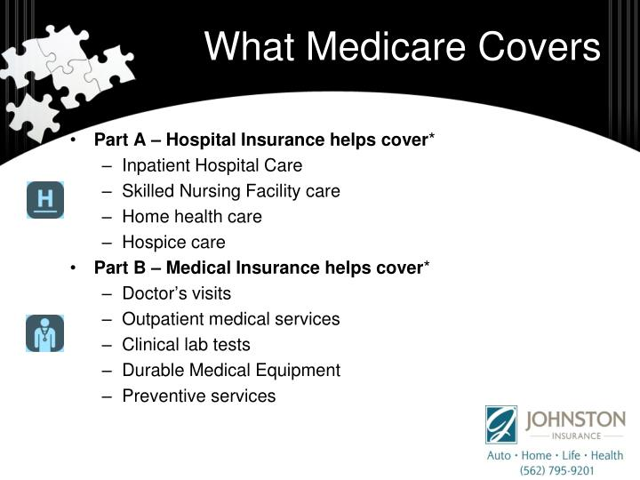 What Medicare Covers