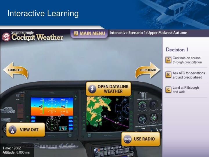 Interactive Learning
