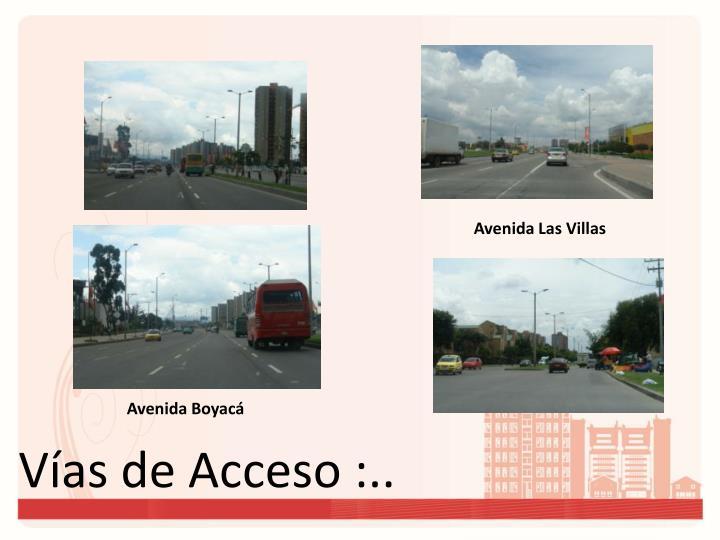 Avenida Las Villas