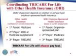 coordinating tricare for life with other health insurance ohi