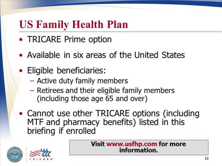 US Family Health Plan